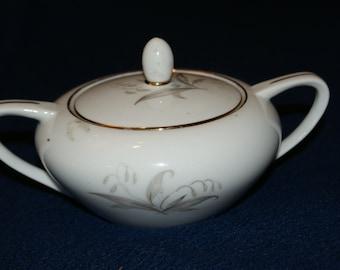 Kayson's, Golden Rhapsody, Sugar bowl 2 3/8 inch