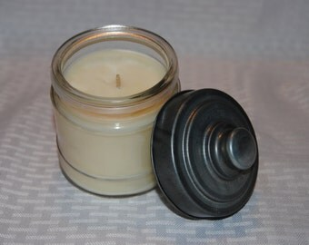 SPECIAL!!! 10oz Highly Fragrant, 100% Soy Candle (4 Available)