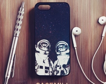 Cat Astronaut iPhone 6 Case iPhone 6s Case iPhone 6 Plus Case Cat iPhone 6s Plus Case Cat iPhone 5s Case iPhone 5 Case iPhone 5c Case