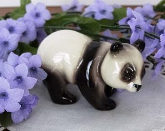 """Goebel Walking """"Panda"""" Figurine"""