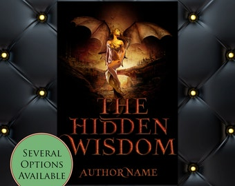 The Hidden Wisdom Pre-Made eBook Cover * Kindle * Ereader Cover