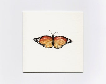 Butterfly- Mini Greeting card