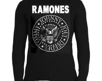 RAMONES Long Sleeve T Shirt