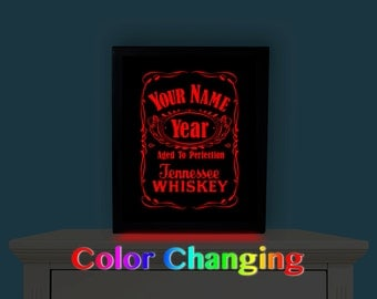 "Shop ""personalized bar signs"" in Lighting"