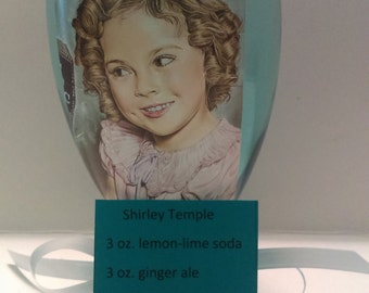 Shirley Temple glasses