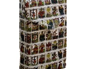 Les Petits Grands Mystères Arcana Case handmade tarot bag