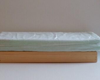 18 in American Girl Doll Mattress, High Density Foam, furniture, bedding, accessories, Mini Photo Prop