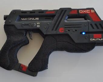 Mass Effect M6 Carnifex Heavy Pistol Replica