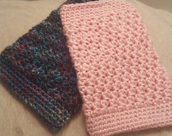 Crochet iPad Mini Case; Crochet Pattern; Crochet ipad Sleeve; Ipad sleeve pattern; Ipad mini ; ipad pattern