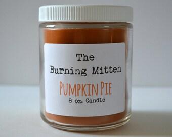 Pumpkin Pie 8 oz. Candle