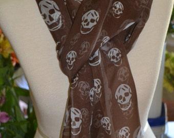 Alexsander McQeen scarf wrap