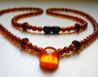Amber necklace - 1st daughter
