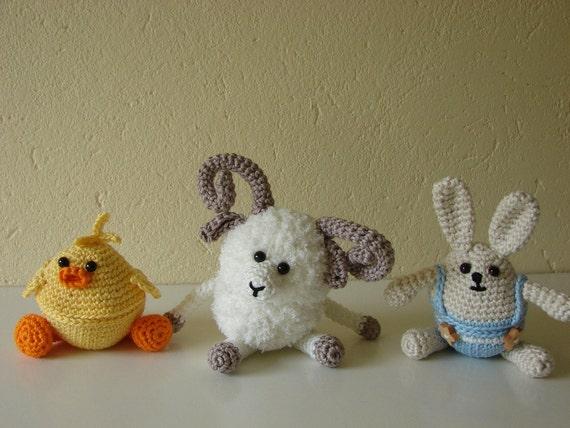 Easter egg cozy crochet pattern tutorial amigurumi ...