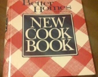 Vintage 1989 Better Homes and Gardens Cook Book