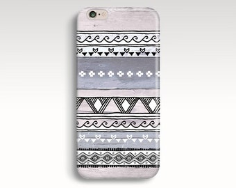 Tribal iPhone 7 Case, Wood iPhone 6s Case, iPhone 6s Plus Case, iPhone SE Case, iPhone 5C Case, iPhone 5s Case iPhone 6 Case, iPhone 7 Plus