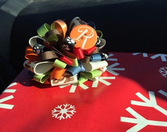 Personalized Loopy Bow