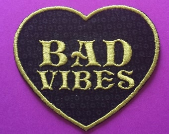 Bad Vibes Patch