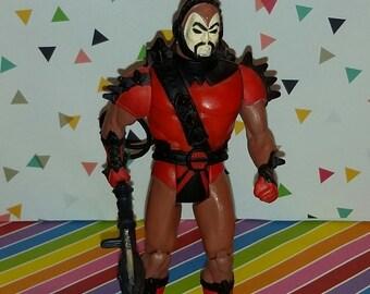 Vintage 1985 Kenner DC Super Powers Steppenwolf Figure Complete