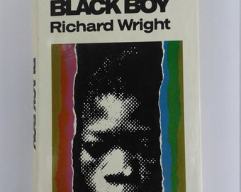 richard wrights suffering through racial discrimination