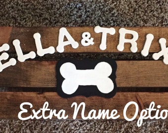 Additional Name/Word Wood Letters