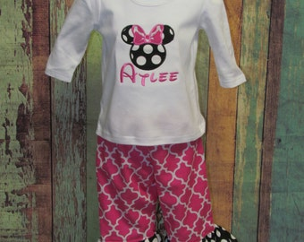Minnie Mouse birthday, Minnie Mouse Outfit