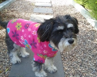 Polar fleece, Dog sweater,  Dog coat