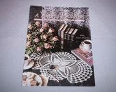 A Year Of Doilies Vintage Leaflet 2120 Twelve Designs by C. Strohmeyer 1991