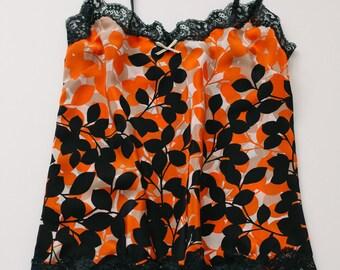 Elisa silk camisole