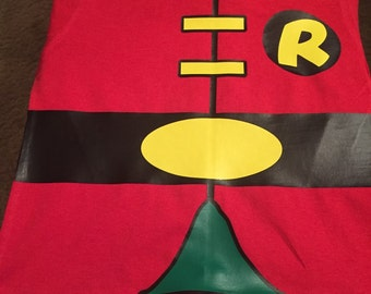 Robin costume shirt