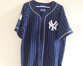 New York Yankees Vintage Starter Jersey
