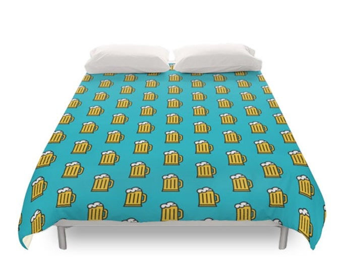 Beer Duvet Cover - Icon Prints: Drinks Series