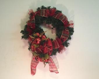 Simple elegance wreath