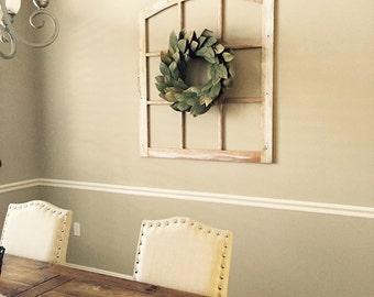 Handmade Decorative Window Frame - Large