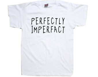 Perfectly Imperfect Hipster T-Shirt Tshirt shirt T0891