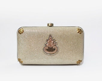 Antique Traditional Party Clutch