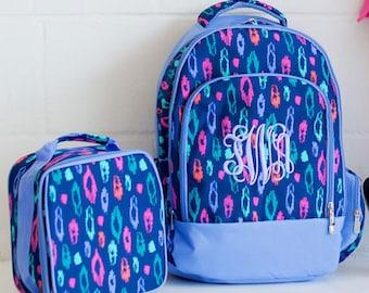 Cheetah girls Backpack/Bookbag with Name or Monogram