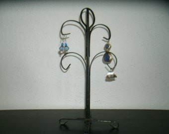 Re-purpose reuse Earring Holder