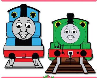 Thomas train party | Etsy