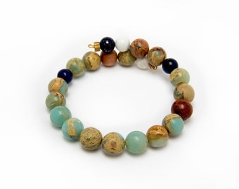 earth elements bracelet
