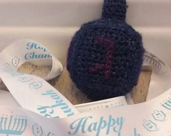 Crochet Dreidel