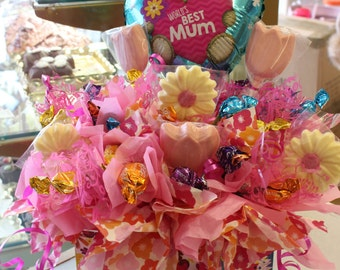 Mother's Day Sweet and Chocolate Gift Bag