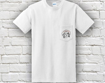 """Harry Styles """"All The Love"""" Pocket T-Shirt"""