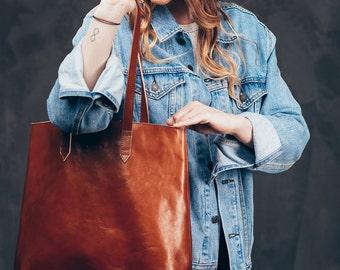 Honey Shopper Bag
