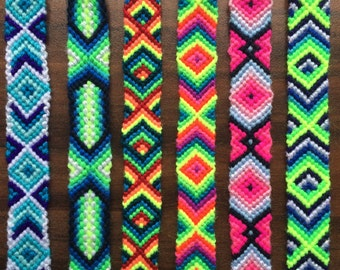 Friendship Bracelet.Love.Summer gift.Pattern.Braided.Wrap.Handwoven bracelets.Friend.Friendship Jewelry.Aztec.Nativ.Best Friends gifts.XOXO