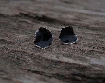 Earrings fluted Bowl