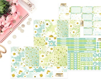 HP Daisies and Camomile Kit