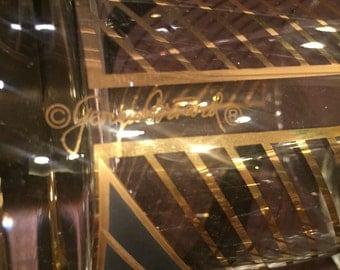 Vintage Signature George Briard Glassware