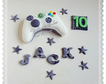Edible xbox remote control,psp,handmade decoration,shipping from Ireland
