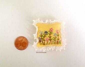 Miniature pillow