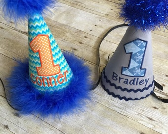 Custom party hats! Match ANY theme!!